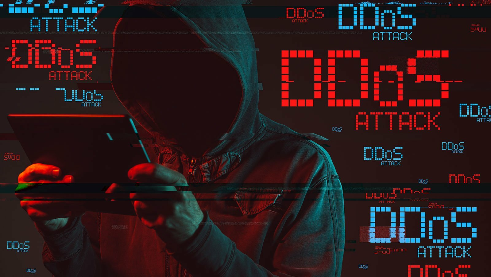 Картинка Связь между карантином и DDoS-атаками