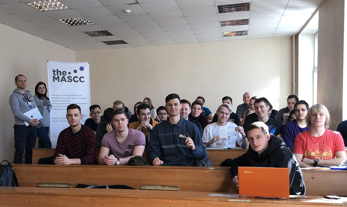 The MASCC в МГТУ им. Н. Э. Баумана