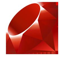 Логотип Ruby. The MASCC