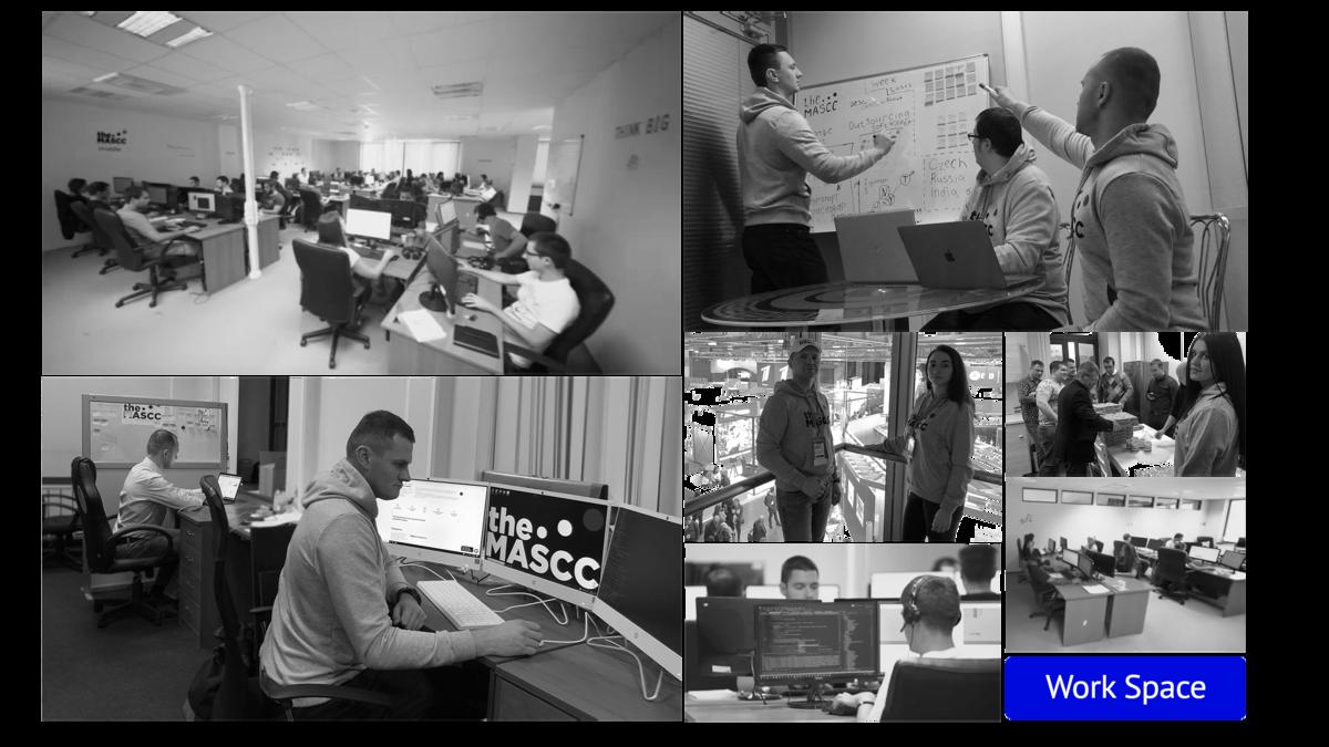 Рабочий процесс в The MASCC