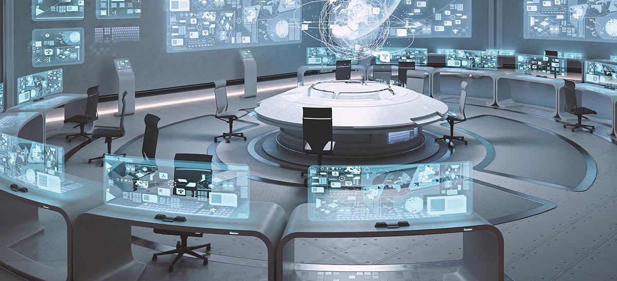 Картинка: Один из вариантов будущего разработки софта