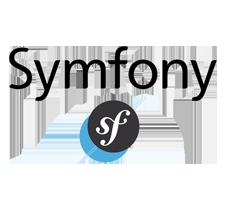 Логотип Symfony. The MASCC