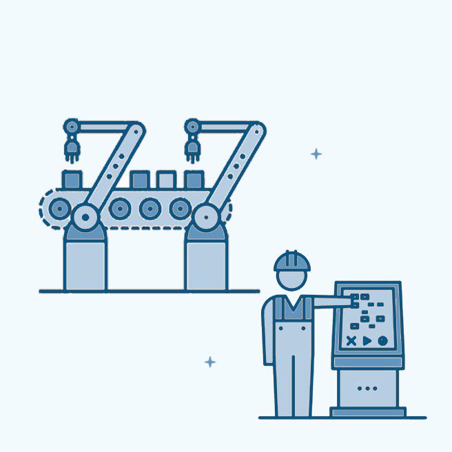 Разработка ИТ-систем автоматизации бизнес-процессов для Производств